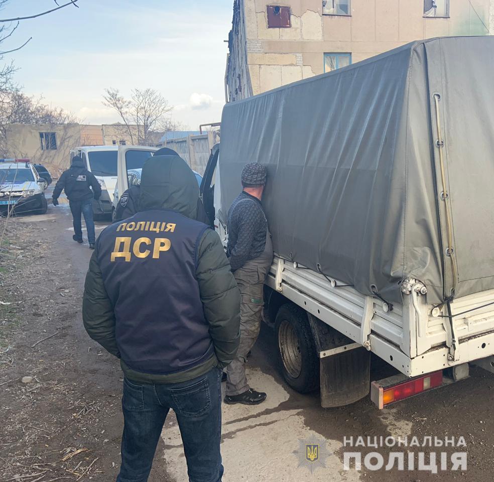 Полиция задержала преступную группу: фото