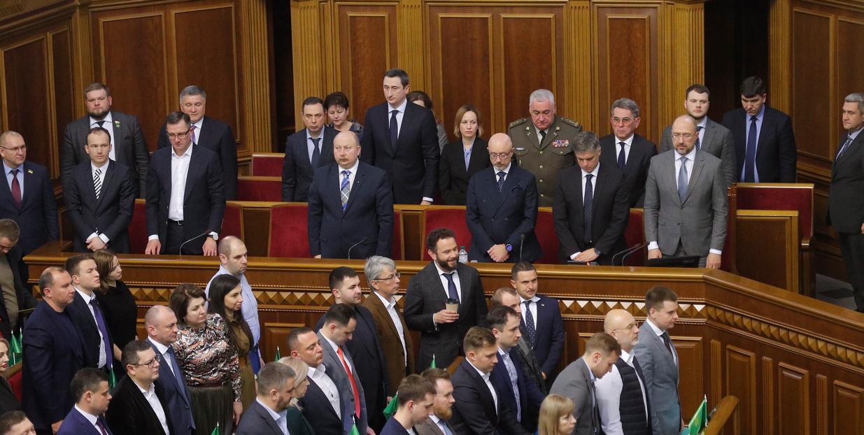 Новый Кабмин, рисковые ОВГЗ, долги Коломойского и еще 7 главных ...