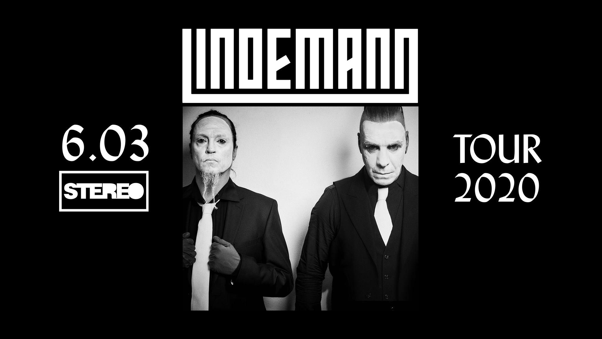 В Киеве состоится концерт фронтмена Rammstein Тилля Линдеманна – Lindemann