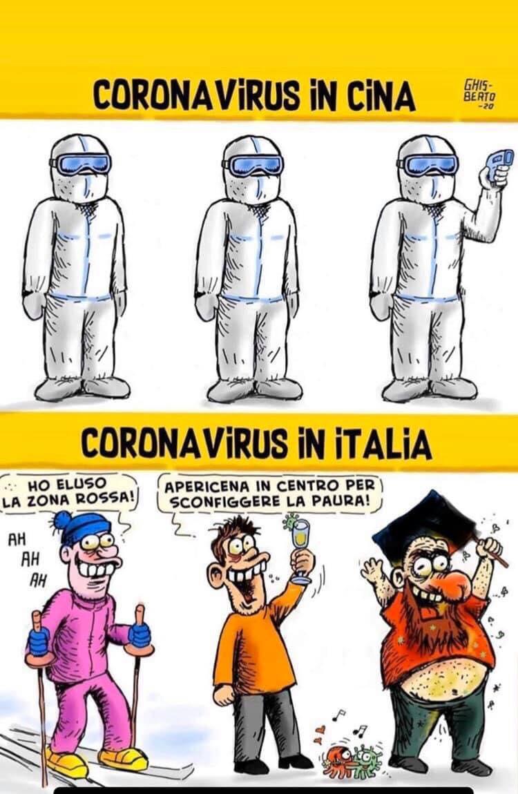 Коронавирус в Италии: как живет страна в условиях эпидемии. Рассказ из Милана