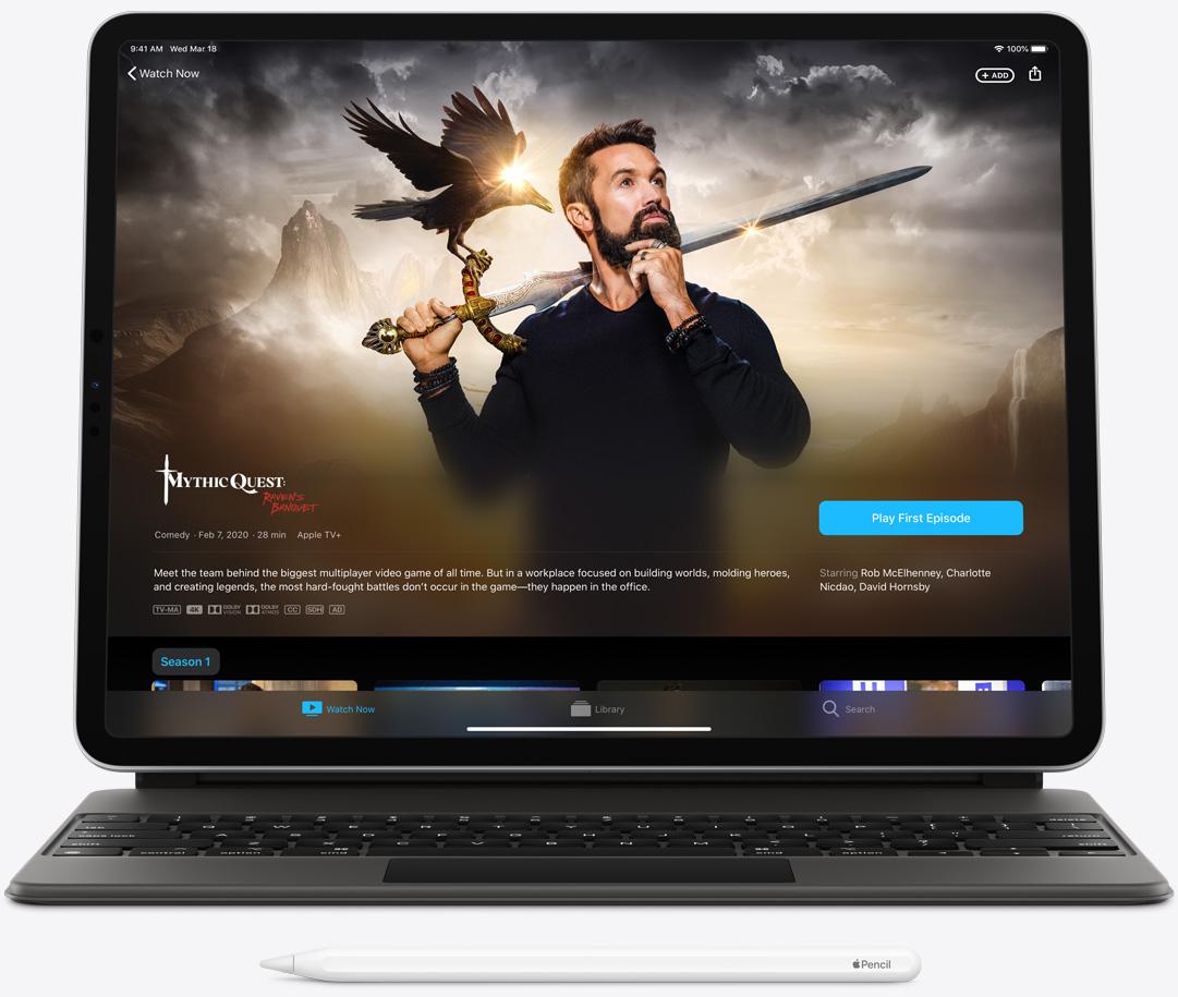 Apple випустила новий планшет iPad Pro, ноутбук Macbook Air і комп'ютер Mac mini