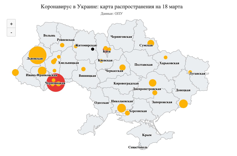 Пять проблем в борьбе с коронавирусом в Украине, или Как не допустить итальянский сценарий