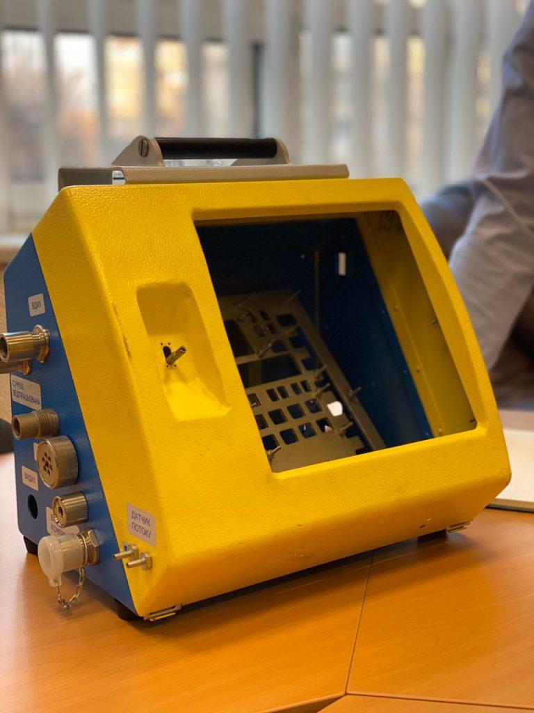 Аппарат ИВЛ. Укроборонпром готов отдать разработку частной компании