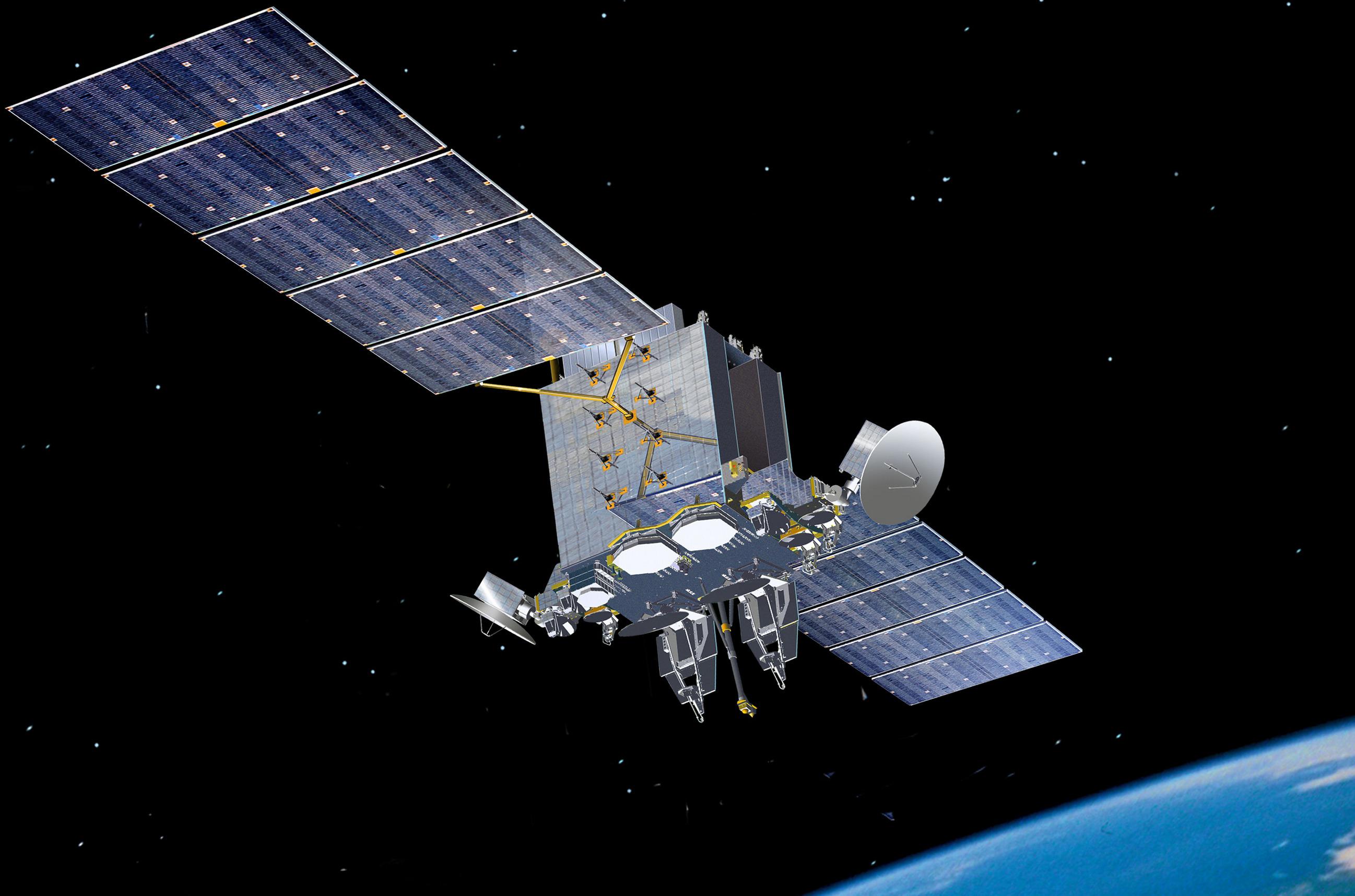 На тяжелой ракете Atlas V запустили сверхдорогой военный спутник – видео