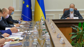 Кабмин обсудит запрет на полеты украинских авиакомпаний над Белар…