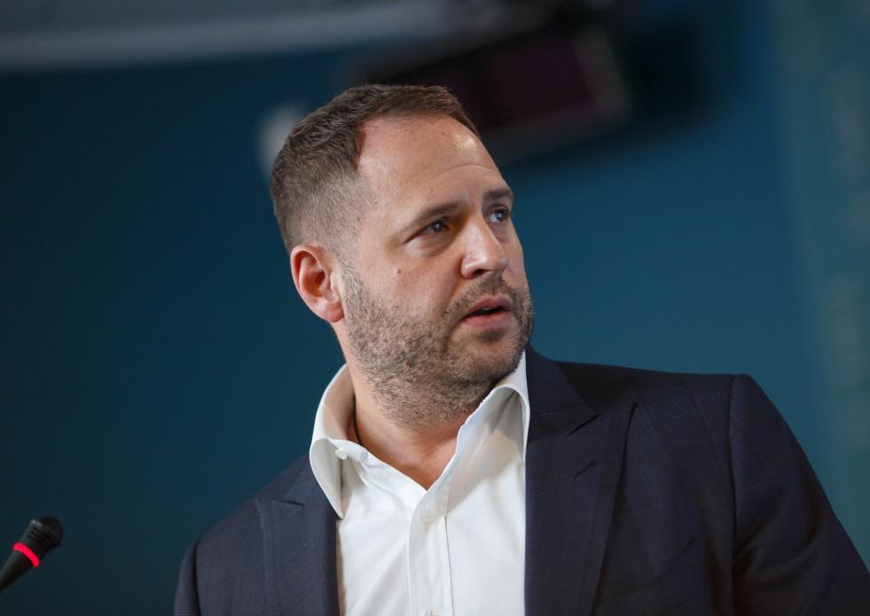 Андрей Ермак (фото - пресс-служба президента)