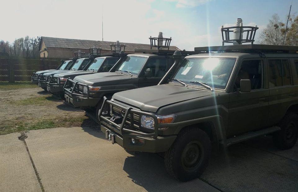 Автомобили, которые смогут использовать в зоне ООС