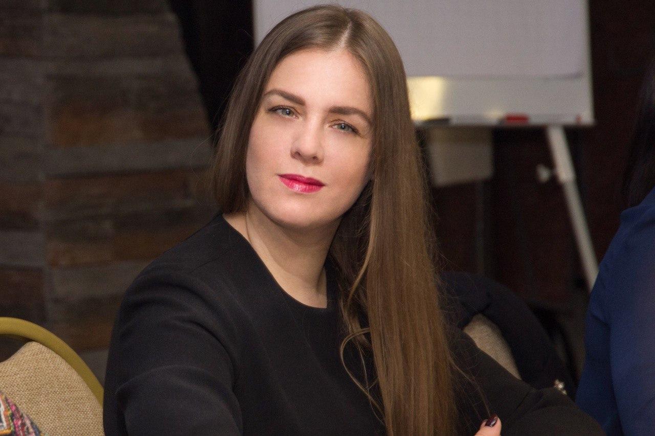 Ольга Макогон, фото: личный архив Ольги Макогон