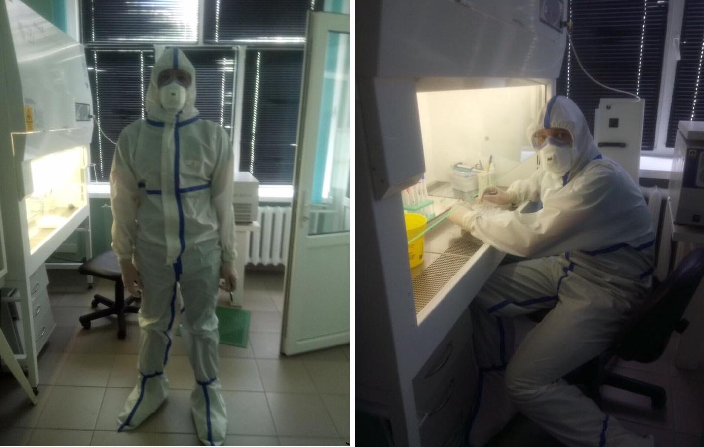 Как все устроено в лаборатории, где тестируют на коронавирус. Рассказ вирусолога