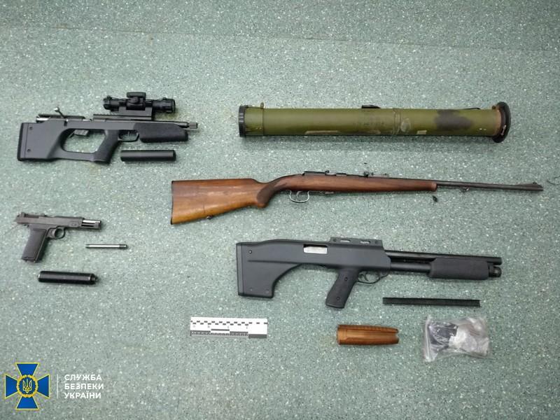 (оружие) пресс-центр СБУ
