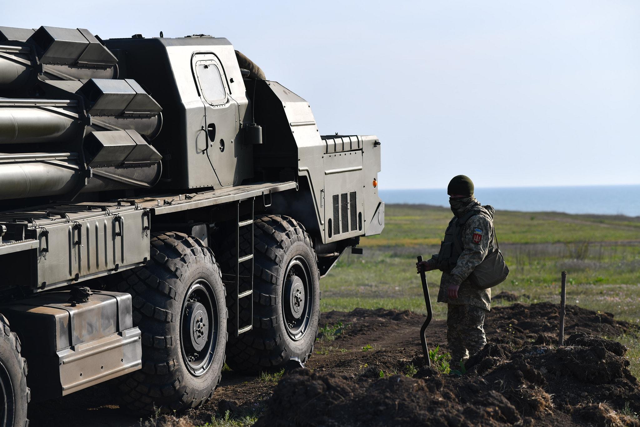 """ВСУ испытали ракету """"Ольха-М"""". Точное попадание с первого выстрела: фото, видео"""
