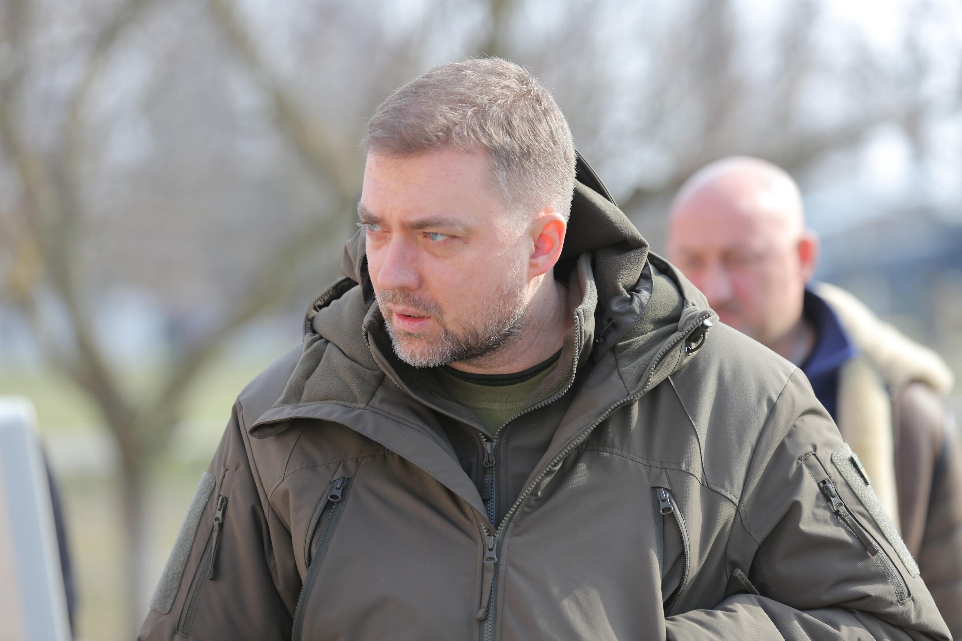 Андрей Загороднюк (фото - пресс-службы Минобороны)