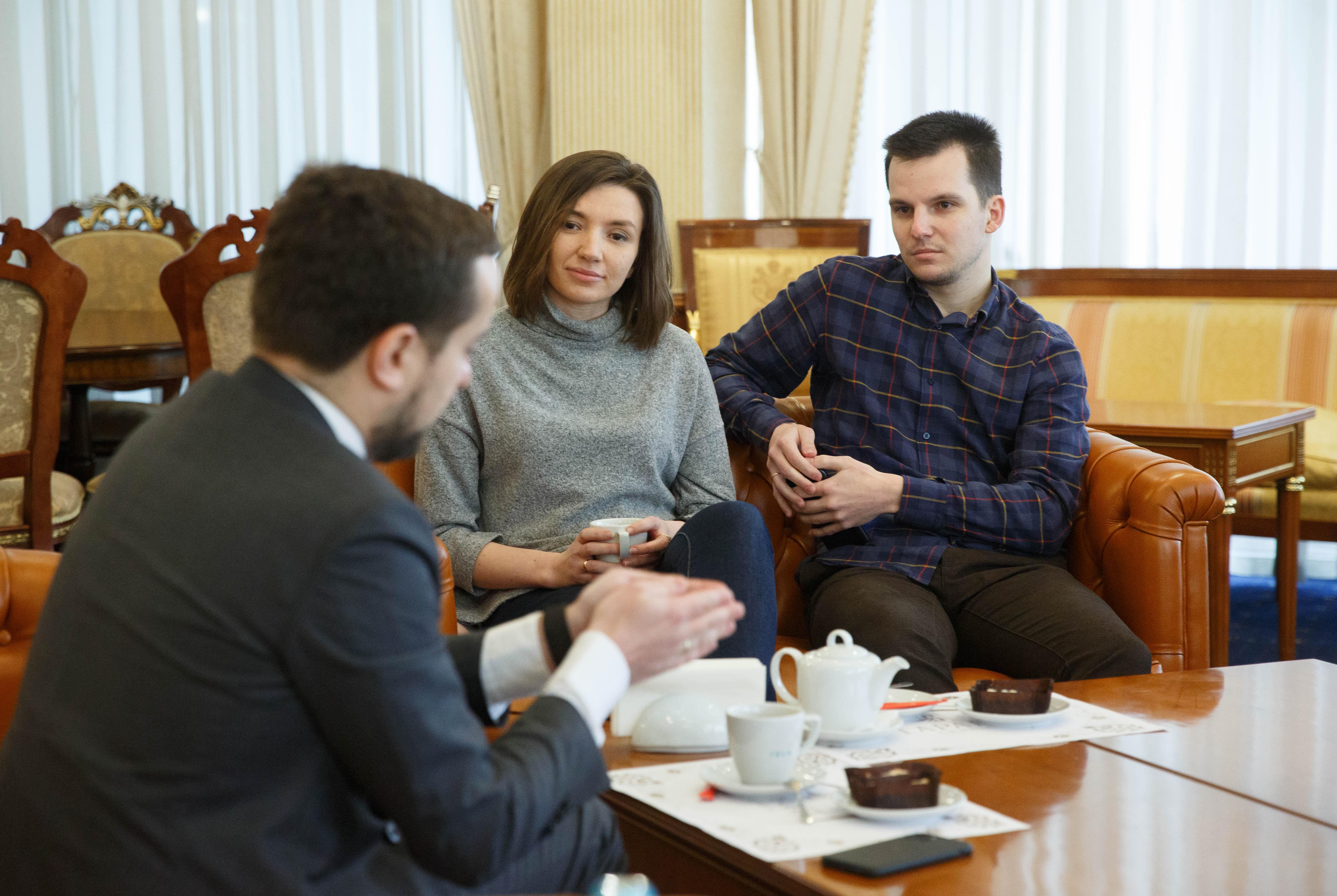 Фото - пресс-служба Офиса президента