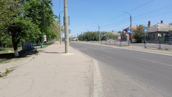 Луганск. Май 2020 года