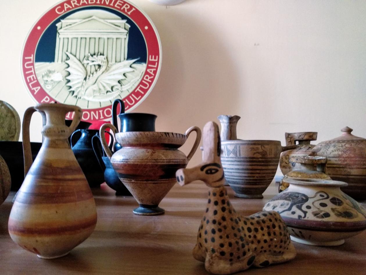 Изъято 19 000 артефактов, похищенных по всему миру - фото