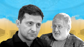 """Бизнес-неделя: обыски у Коломойского, """"антиахметовский""""…"""