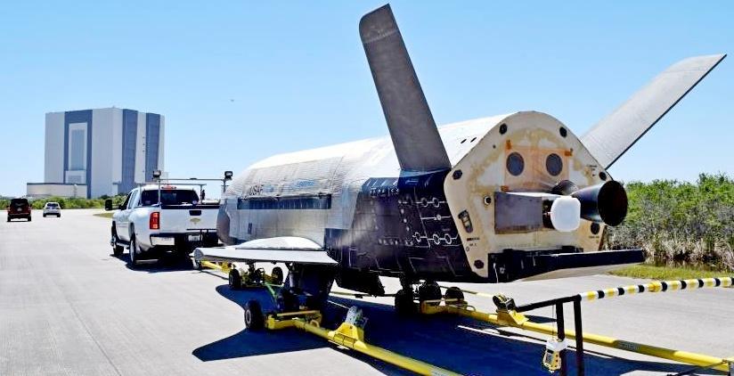 Старт космической ракеты Atlas V с орбитальным самолетом Пентагона – видео
