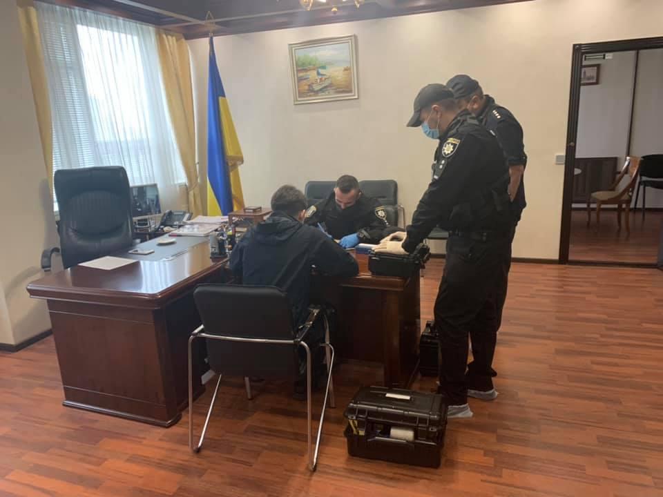Замминистра юстиции заявила о незаконном проникновении в свой рабочий кабинет