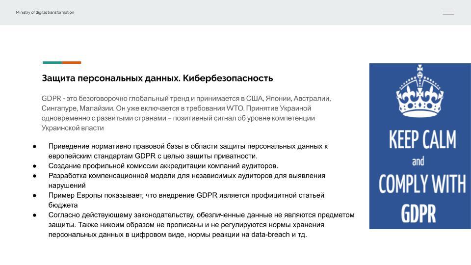 Слайд из презентации Александра Борнякова