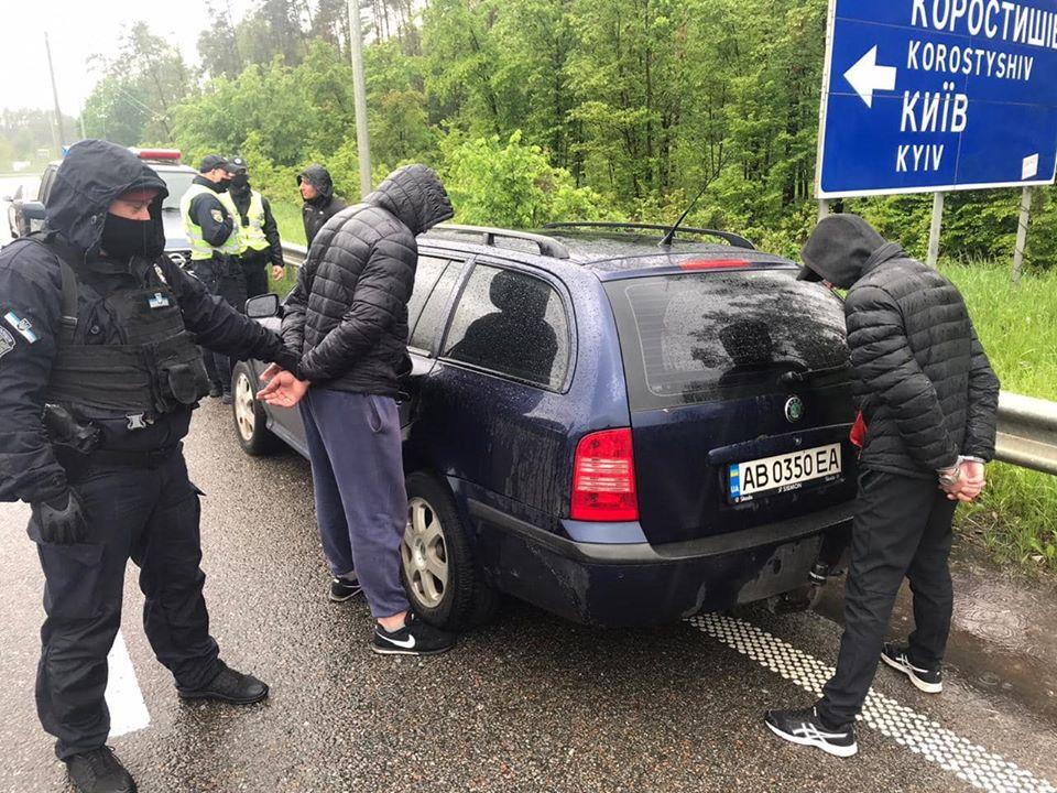 Полиция задержала участников стрельбы