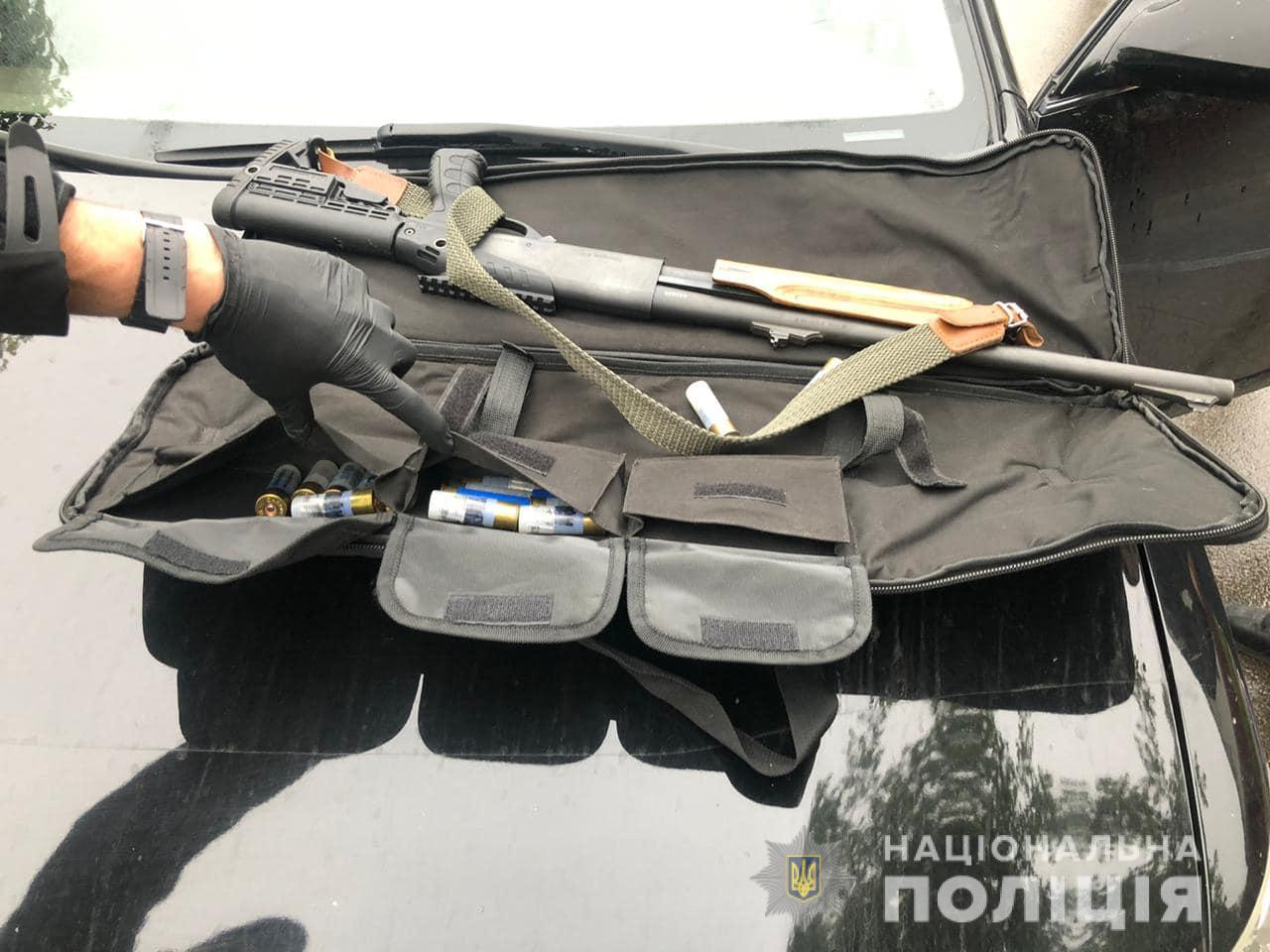 Война за маршрут на Киев. Перестрелка 100 титушек в Броварах: все подробности