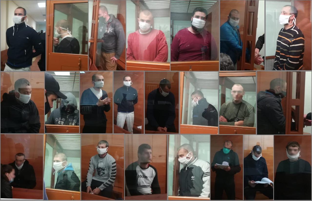 Арестованы 20 участников перестрелки в Броварах