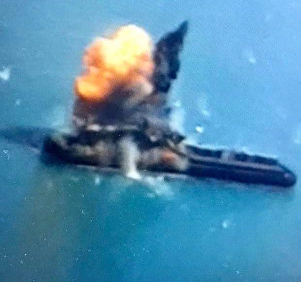 Под Одессой испытали крылатые ракеты Нептун. Теперь заряженные – фото и видео