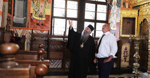 Премьер Болгарии Бойко Борисов нарушил карантин