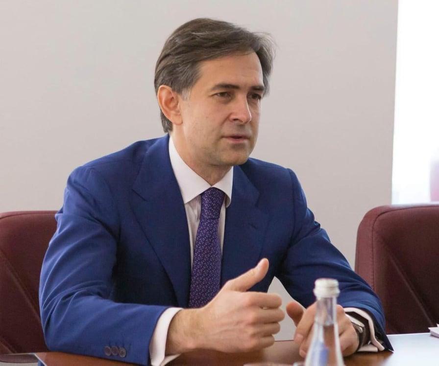Інтерв'ю | Зеленський погодився, що реформа Податкової - не панацея: глава ДПС Любченко