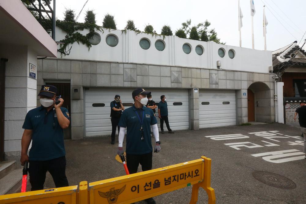 Официально доказана смерть главы города Сеула— вероятного кандидата напост президента Южной Кореи