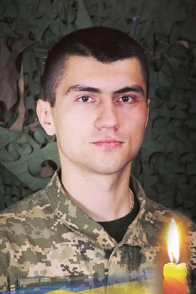 Тарас Матвеев (Минобороны/Facebook)