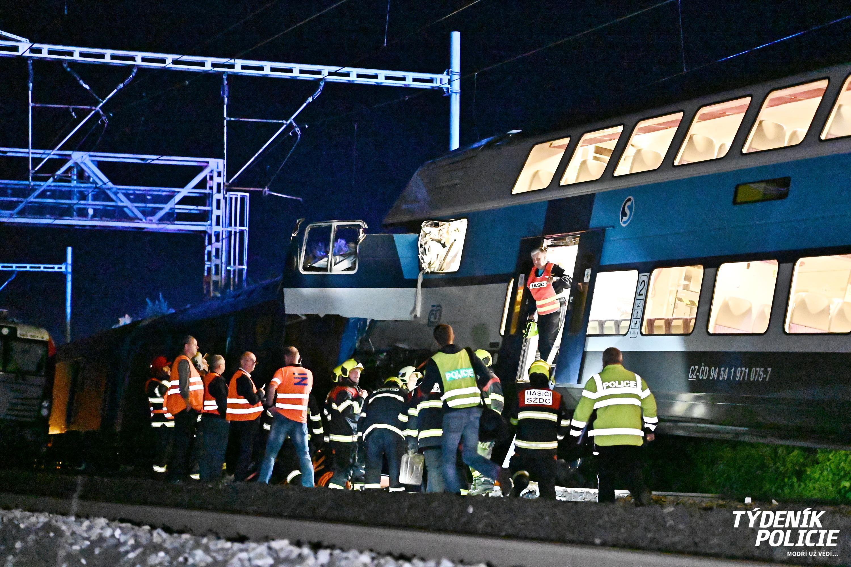 Авария под Прагой