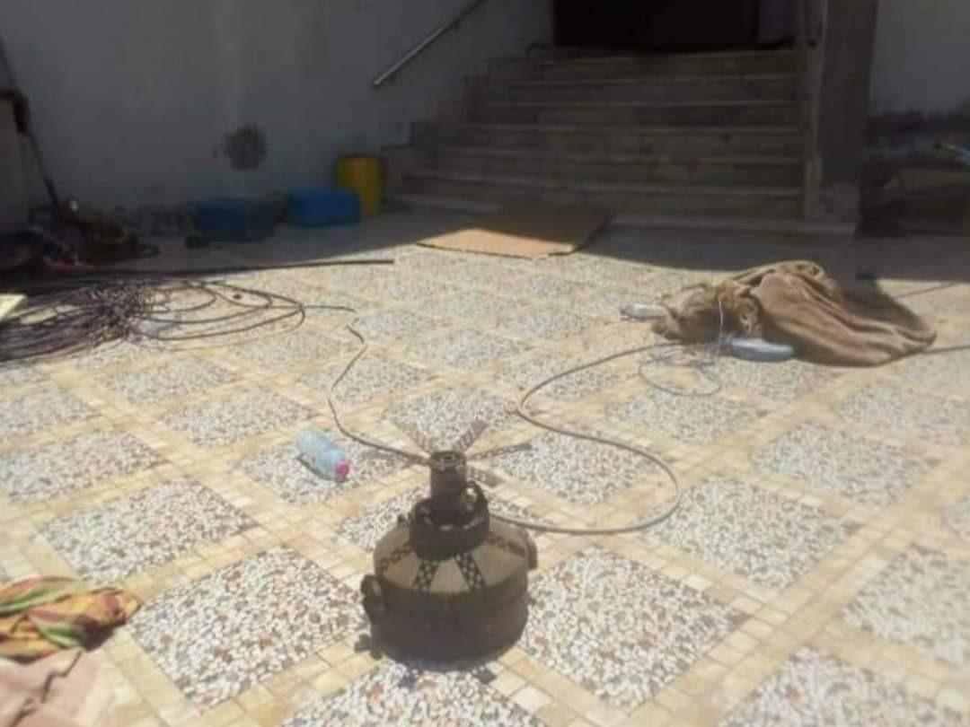 Российские мины в Ливии (Фото: AFRICOM)