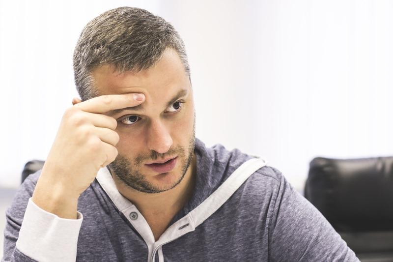Александр Кохановский, фото: Ольга Закревская/AIN.ua