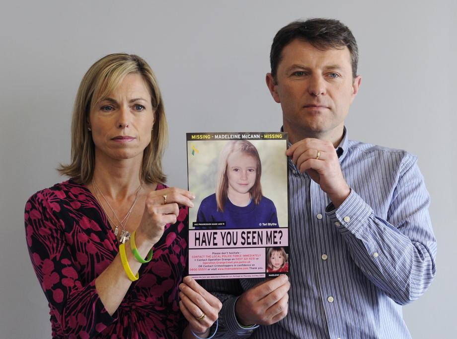 Исчезновение британской девочки в 2007 году. В Германии проводят обыски по делу