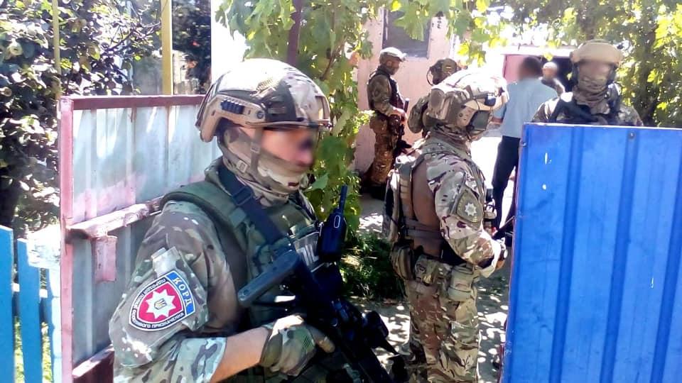 Спецоперация в Херсонской области 30 июля