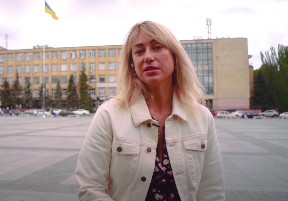Татьяна Домбровская (фото - скриншот видео)