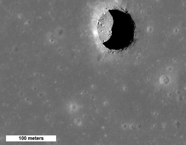 Где поселиться на Луне и Марсе: колонизаторам предложили оригинальное решение