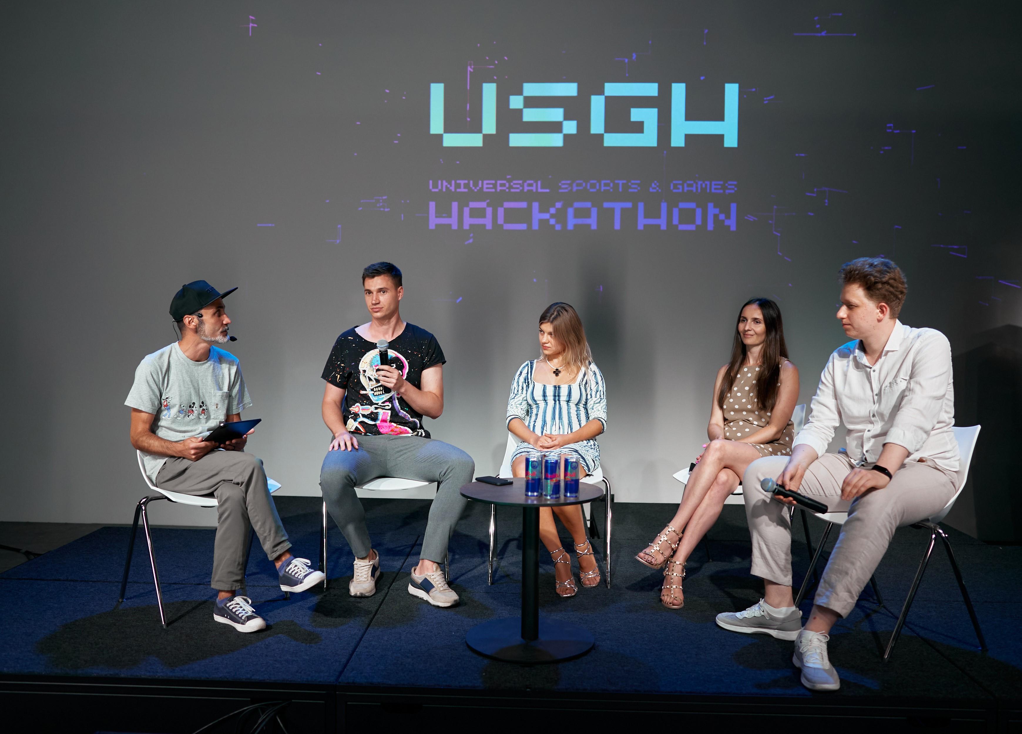 Онлайн-хакатон #USGH: новые идеи, решения, имена