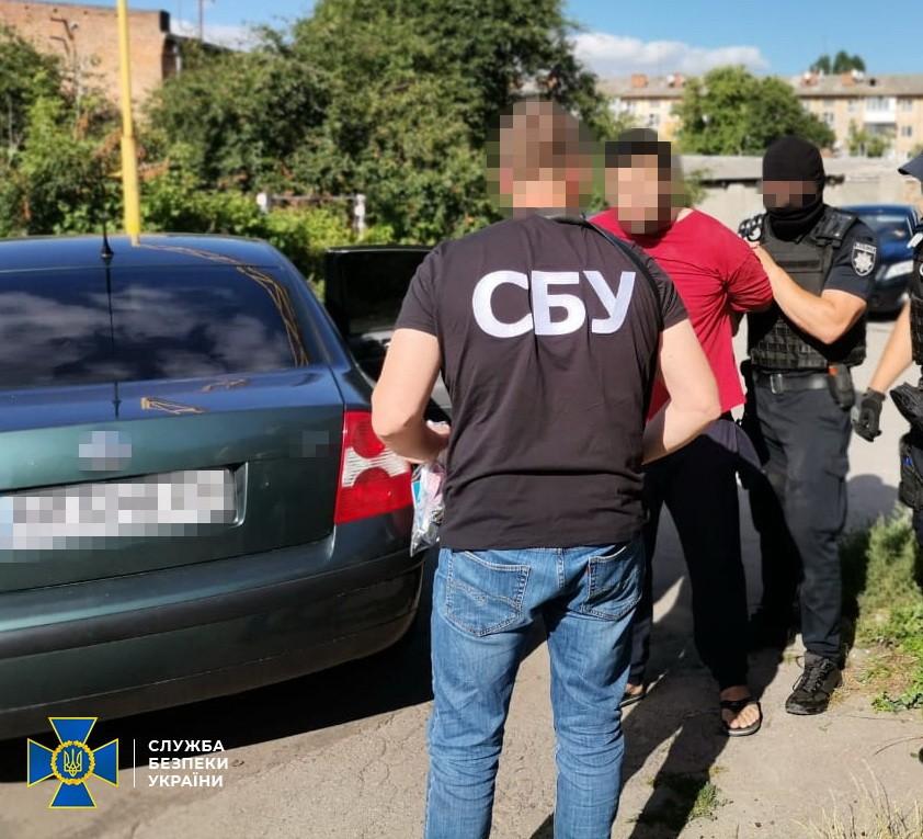 В Житомире задержали боевика ИГ из списка Интерпола – СБУ