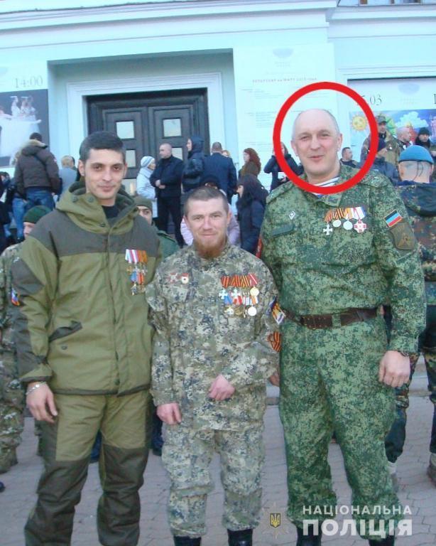 """Главе """"военной полиции"""" Гиркина сообщили о подозрении - видео и фото"""