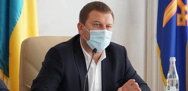 Коронавірус. Голова Тернопільської ОДА заявив, що захворів на COVID-19 знову
