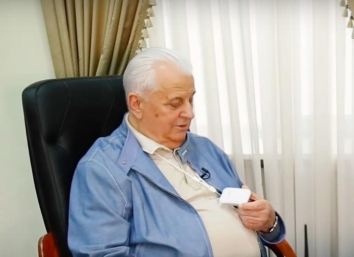 Леонид Кравчук и