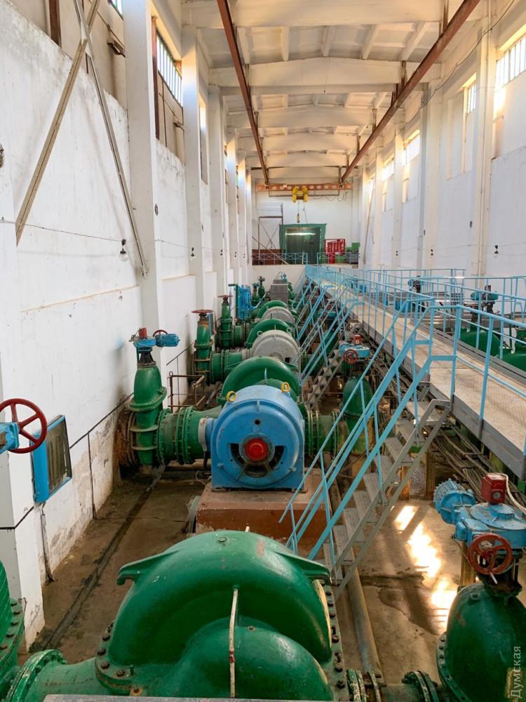 Водой из Дуная. В Одесской области начали наполнять засыхающее озеро —  фото