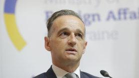 Глава МИД Германии против остановки Северного потока-2 из-за конф…