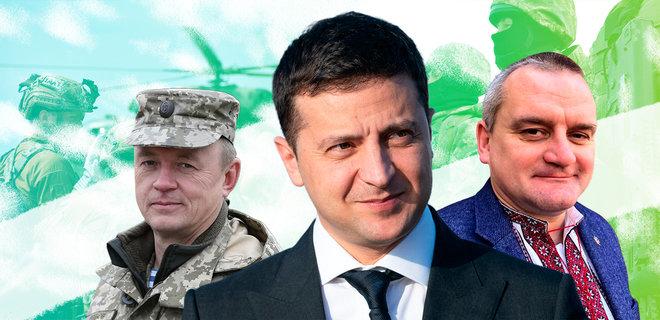 Ротация в Силах спецопераций. Почему Зеленский уволил Лунева и кто такой Галаган - Фото
