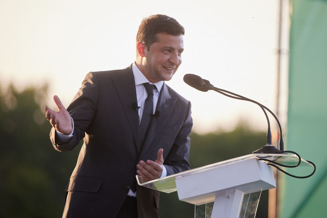 Владимир Зеленский (Фото: пресс-служба президента)