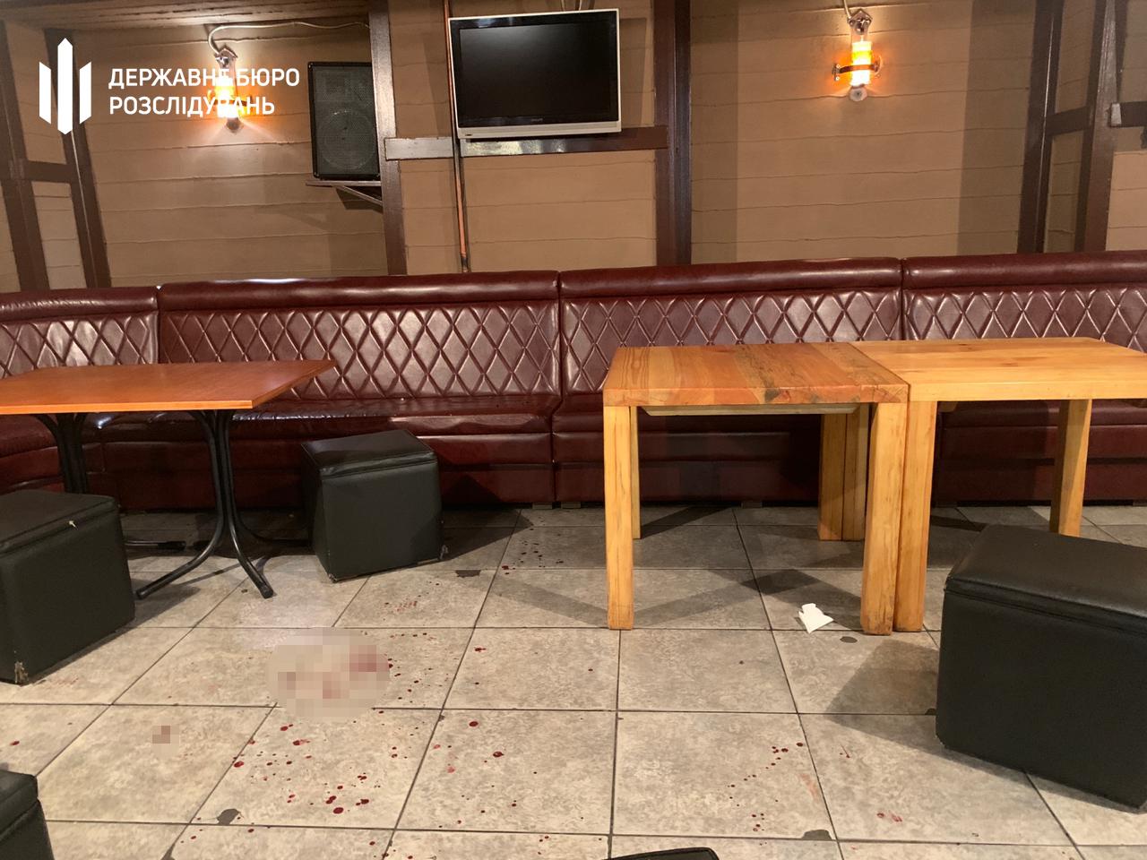 В Полтаве пьяный сотрудник СБУ устроил стрельбу в ночном клубе - ГБР