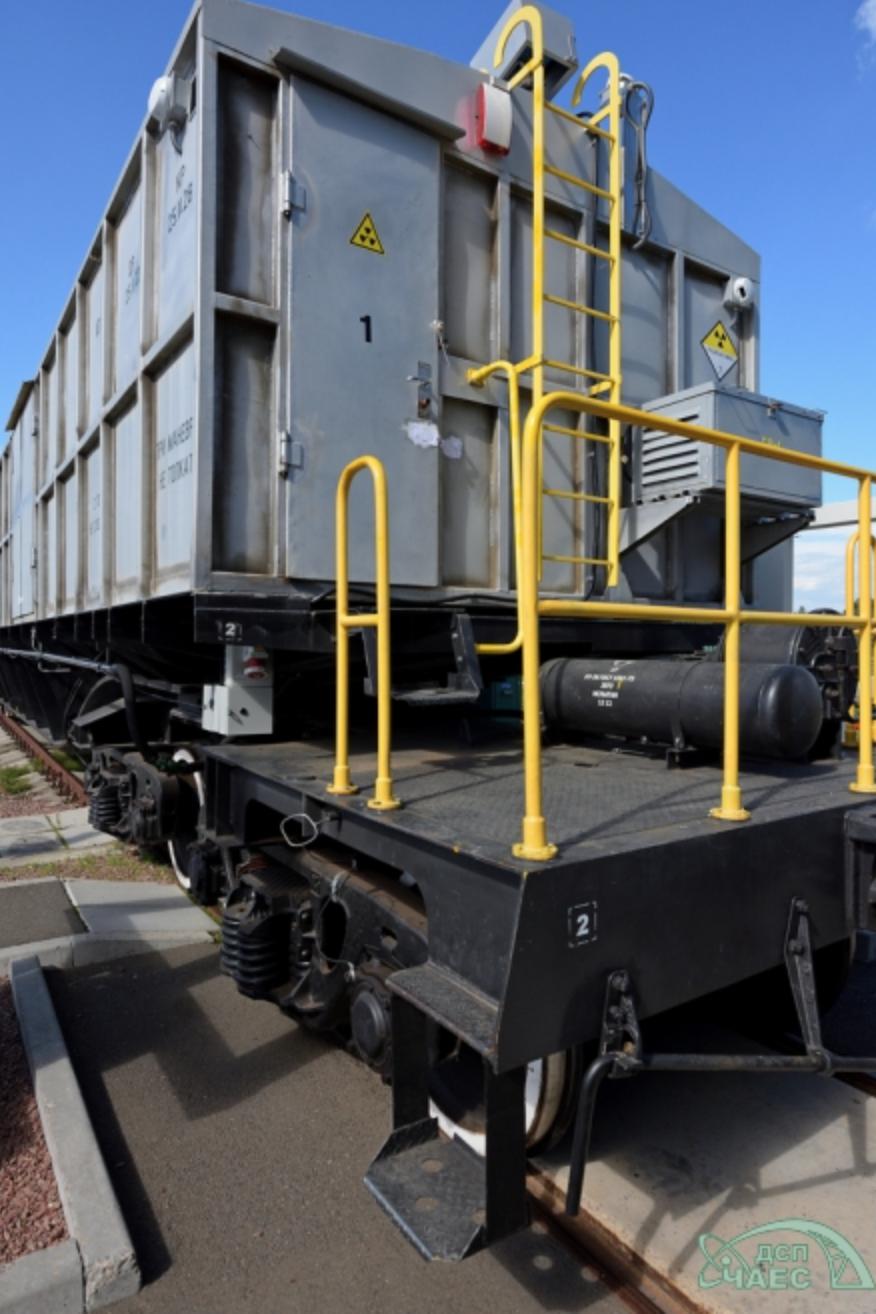 На ЧАЭС начали испытания хранилища радиоактивных отходов – фото