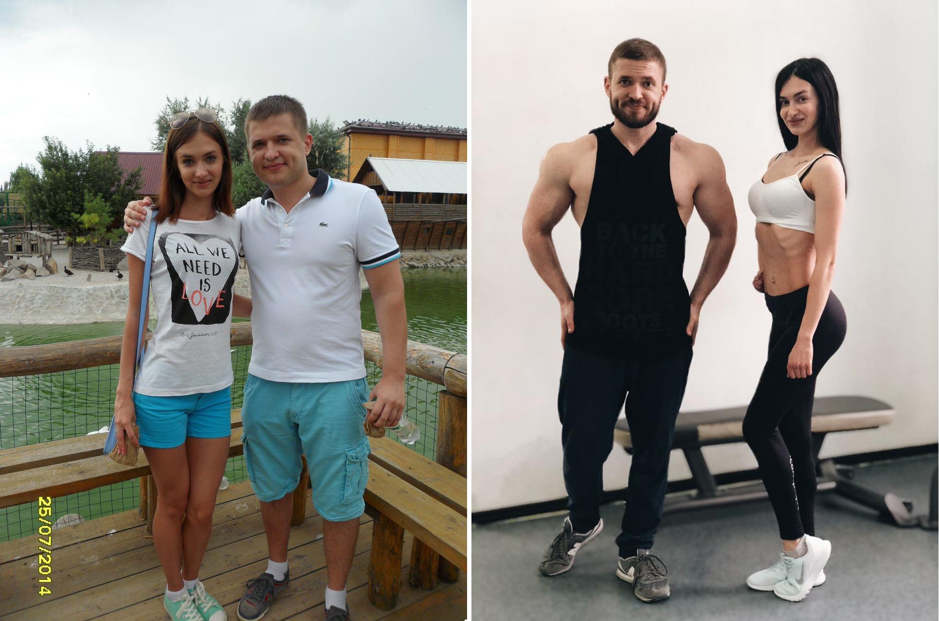 Кирило та Олеся Степанкови